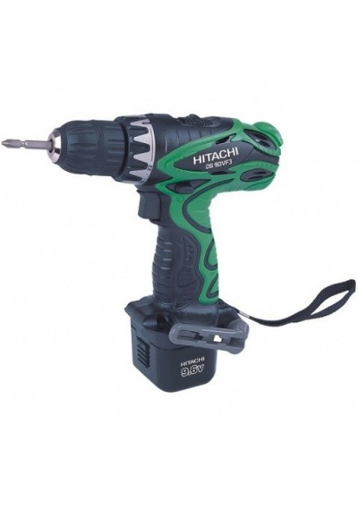 Hitachi Cordless Driver Drill, DS12DVF3